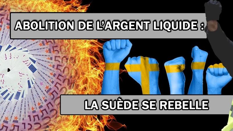 Argent electronique la Suede prend conscience du grand danger