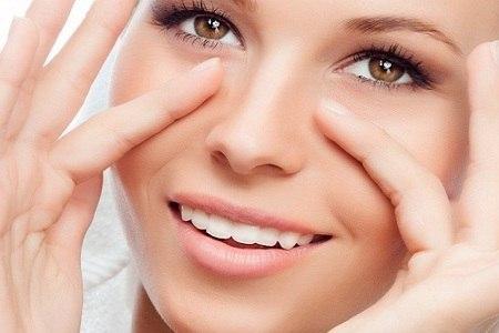 15 масок для кожи вокруг глаз.