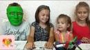ЧЕЛЛЕНДЖ Три Маркера / Чкеллендж с МАСКОЙ? / 3 marker challenge kids edition / Three markers