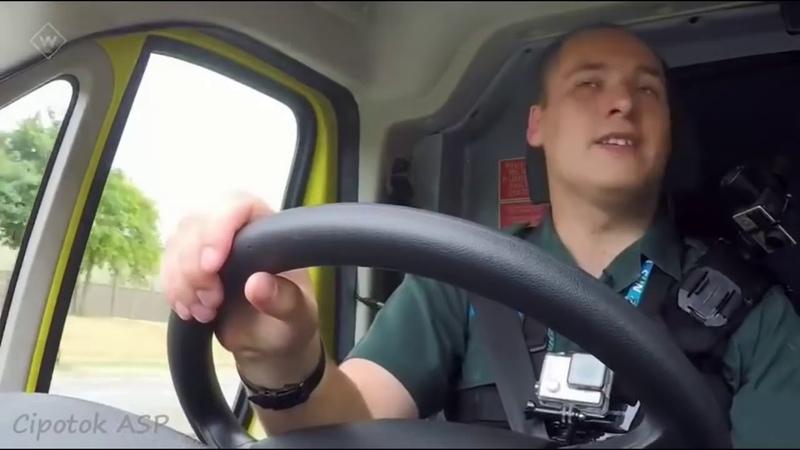 Inside The Ambulance 2019