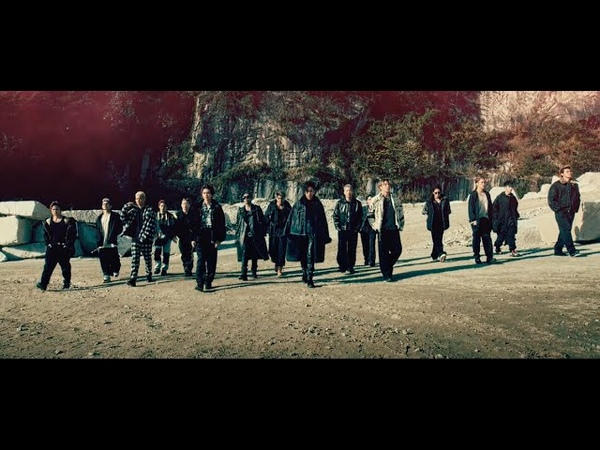 THE RAMPAGE from EXILE TRIBE THROW YA FIST (MUSIC VIDEO)