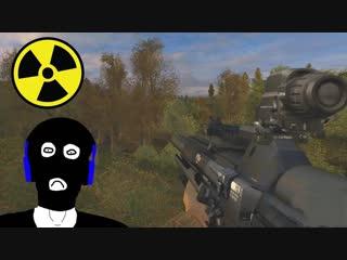 Мануэль РЕЖИМ_ АУЕ. Война группировок. Call of Chernobyl Новая Война
