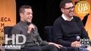 Mr Robot talk season 4 hints Rami Malek , Christian Slater, Sam Esmail, Carly Chaikin at Tribeca