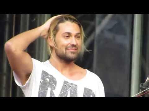 Davdi Garrett -Rehearsal Caprice 24- Milano -30.05.2015