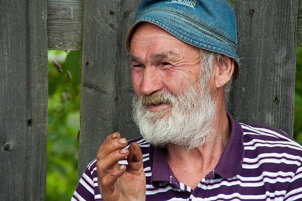 Деревенский шутник Николай запряг лошадь в телегу. Надо было ехать в стройотдел, забирать тёс, иначе пришлось бы ещё неделю ждать, пока напилят. Стройотдел находился в другом конце деревни, за