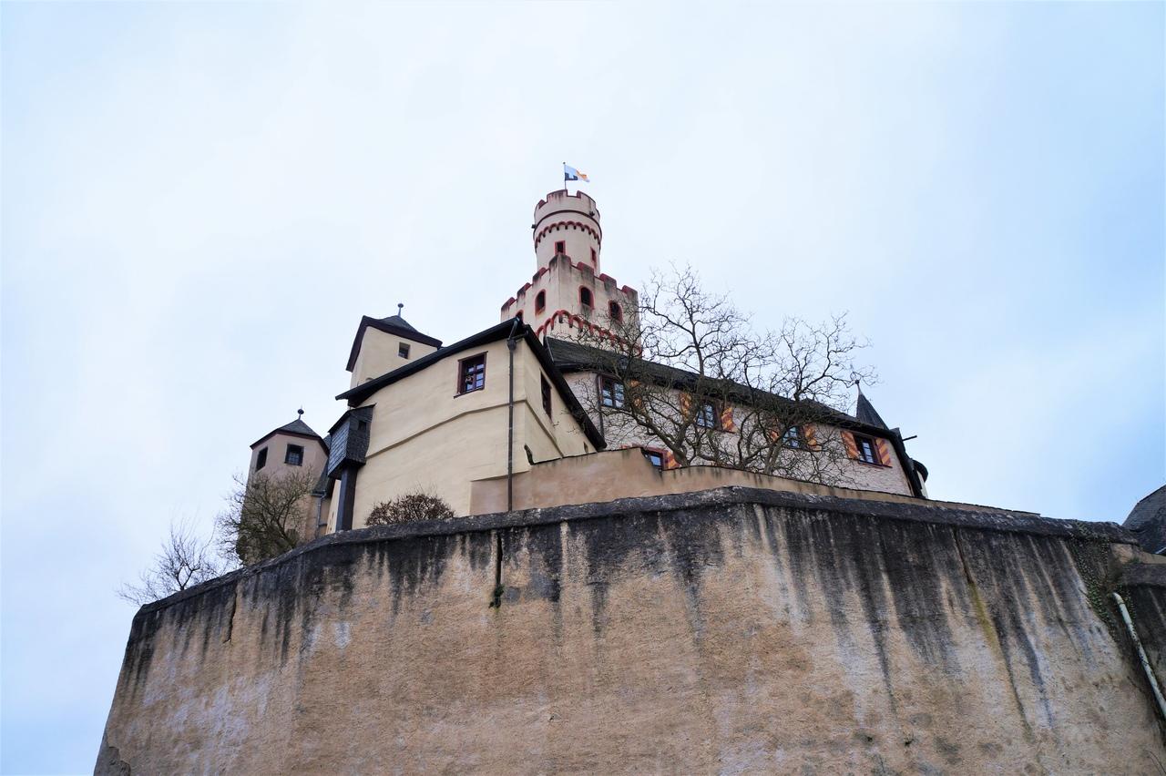 Марксбург - главный замок Рейна