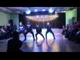 break dance show 2 (maiko edition)