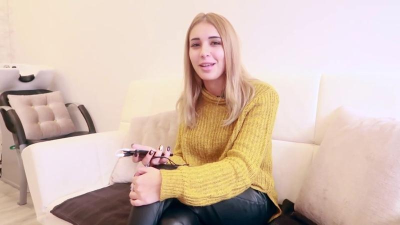 Моника - взрослая дочь смешанного брака в Марокко Салон So Esthetic Casablanca