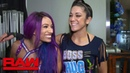 SB_Group  Sasha Banks is ready for Ronda Rousey at the Royal Rumble event: Raw Exclusive, Jan. 7, 2019