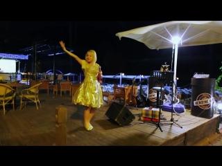 Инесса - Далеко лето, Live, 155 Beach Club, Kemer, Turkey