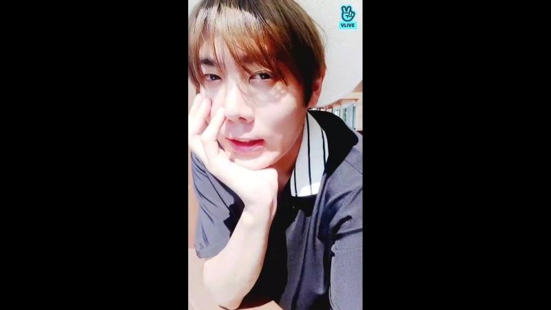 Kim_Kyu_Jong_VLive HOW R U