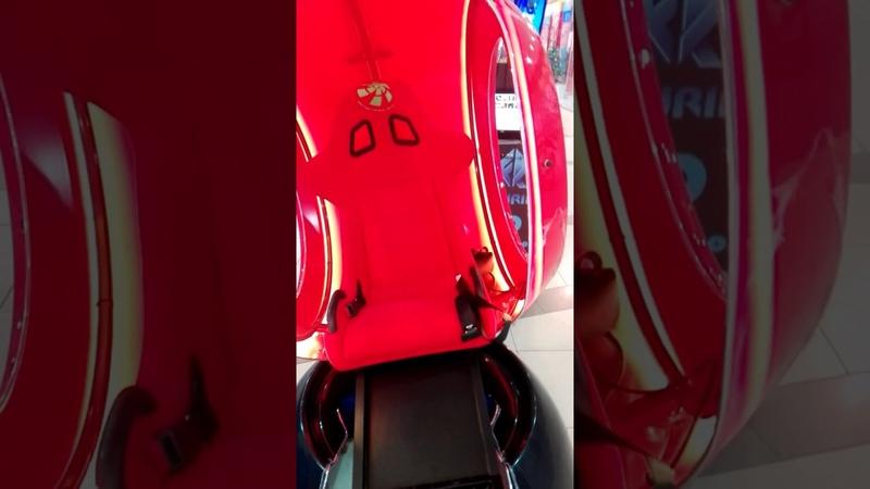 Кресло симулятор