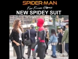 Spiderman ffh set video