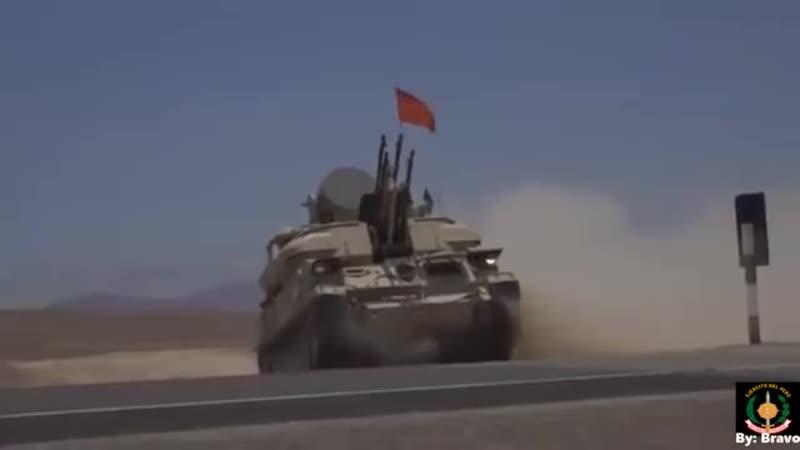 """""""ESCUDO 2018"""" - широкомасштабные маневры перуанской армии"""