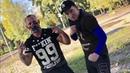Спортивная тренировка от Джонни и Себастьяна (Ярика)