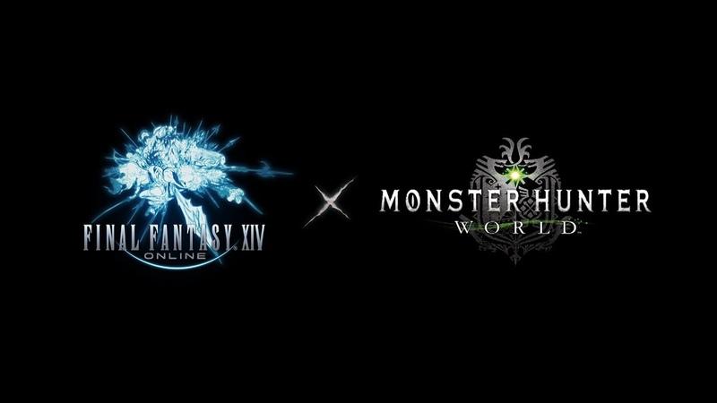 FINAL FANTASY XIV x MONSTER HUNTER: WORLD Collaboration Teaser Trailer