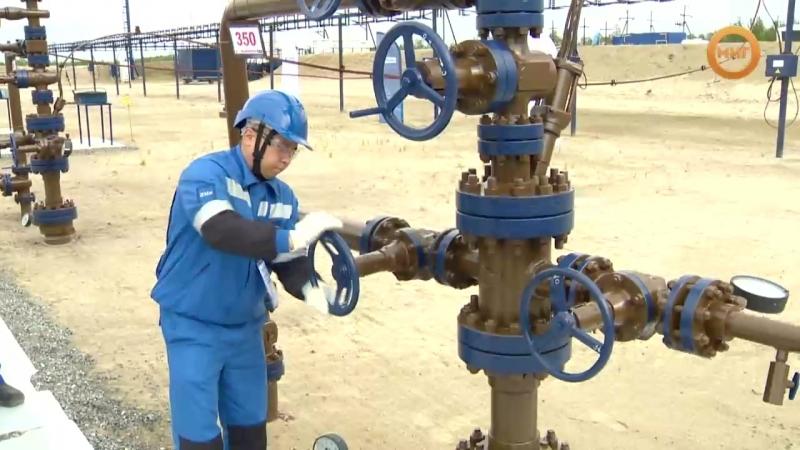Соревнования работников Газпром нефти