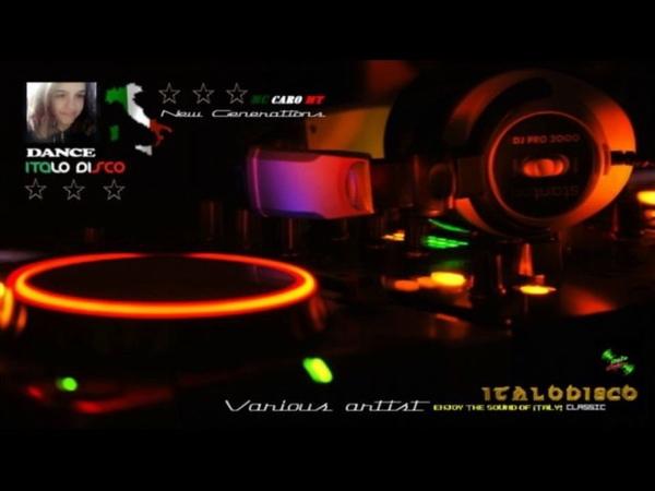 Italo Disco - New Generations - Various artist