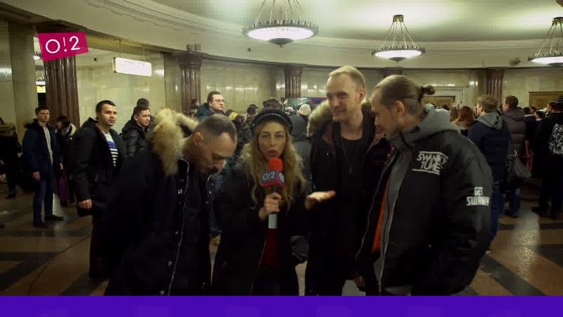 InstaНовости • Swanky Tunes, Fonarev и AFP в метро: международный день DJ — о2тв: InstaНовости