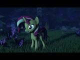 SFM Ponies In the End