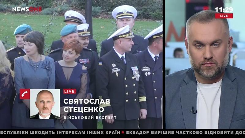 Стеценко: новая должность Полторака – способ Порошенко обойти требования западных партнеров 15.10.18