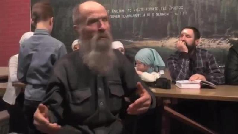 Игнатий Тихонович Лапкин: о Гитлере и о коммунистах чуть