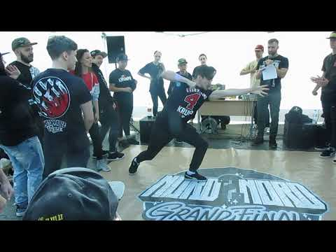 10k battle. Krump Pro. Selection