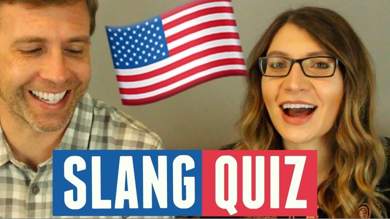 AMERICAN SLANG QUIZ 🇺🇸 Do You Know These Cool Words?