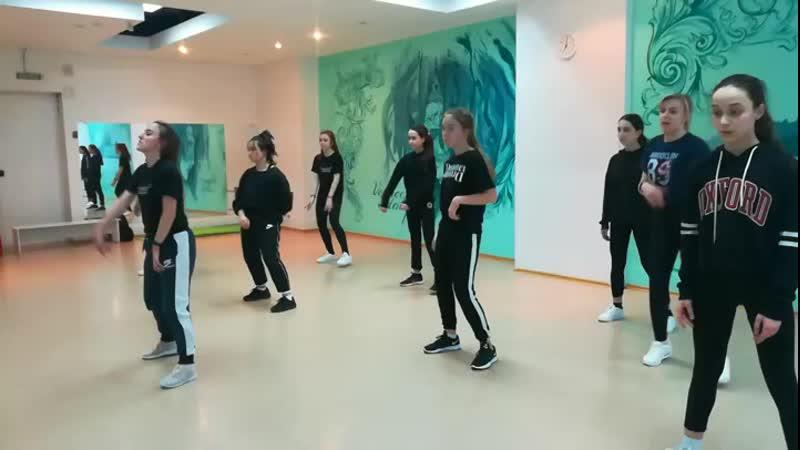 Dinamit Dance Studio. Набор в группу Hip-hop.mp4