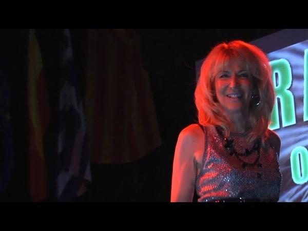 LINDA JO RIZZO (The Flirts) - Passion (Live @ I Venti D'Azzurro Party, MILANO 07.05.2016)