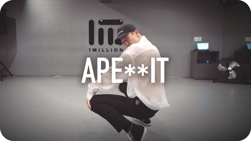 APE**IT The Carters Gosh Choreography