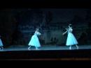 Act II, Giselle entrance Alina Somova, David Hallberg Giselle Ballet , Mariinsky Theatre 12.07.2018