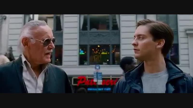 Стэн Ли в Человек паук 3