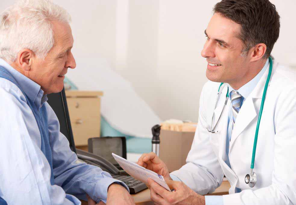Амбулаторные медицинские услуги обычно включают консультации с врачом.