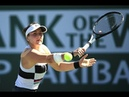 Bianca Andreescu | Top 5 Shots | 2019 BNP Paribas Open