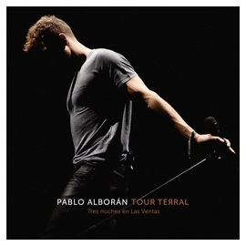 Pablo Alborán альбом Tour Terral