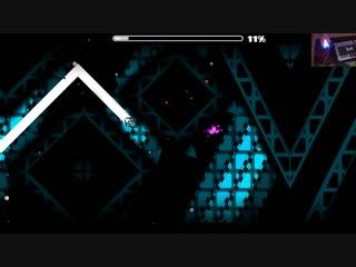 Geometry Dash Cosmic challenge
