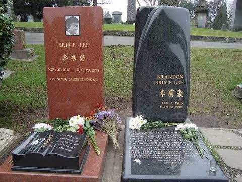 В ПАМЯТЬ БРЮСА ЛИ In memory of Bruce Lee (1940-1973)