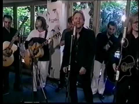 The Shazam (with Carl Wayne and Bev Bevan) - I Can Hear The Grass Grow