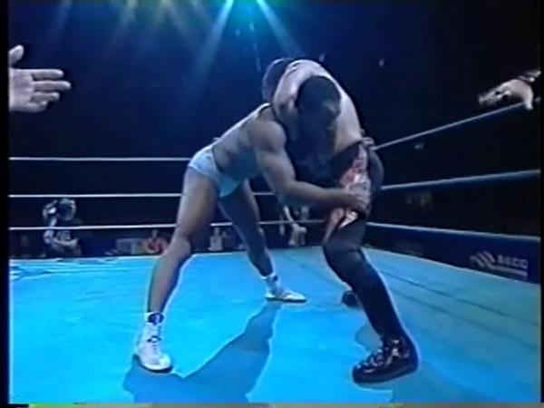 WWA Tag Team Match