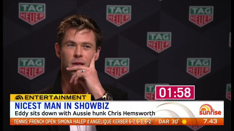 Chris Hemsworth - 100 Questions in 3 Minutes - Everything You Need to Know About Thor (2018)