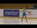 14 Viktoria Lind BJORNSDOTTIR ISL FS NOVICE MTC2017