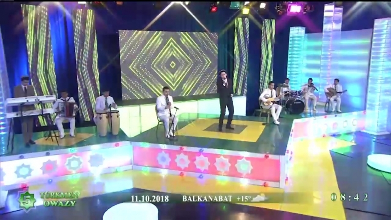 Azat Dönmezow - Süýgülim - 2018 (Konsert).mp4
