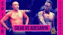 Anderson Silva vs Israel Adesanya UFC 234 Promo SPIDER VS STYLEBENDER Steal The Show