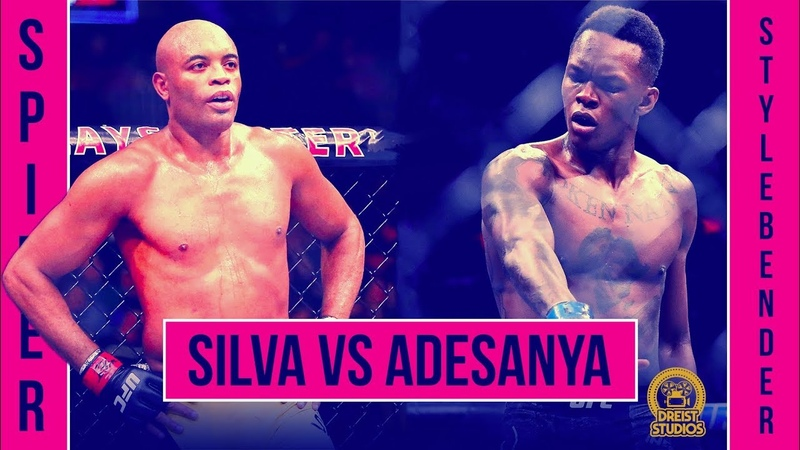 Anderson Silva vs Israel Adesanya UFC 234 Promo | SPIDER VS STYLEBENDER | Steal The Show