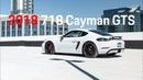 2018 Porsche 718 Cayman GTS Review Wolf in Sheep's Clothing 4K