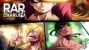 Rap Do Trio Monstro One Piece Luffy - Zoro - Sanji Daarui