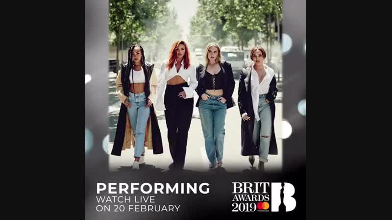 Still not over our 2 Brits 2019 nominations 😭 As well as being nominated for BEST GROUP (😱😱😱😱) and VIDEO, we're only bloo