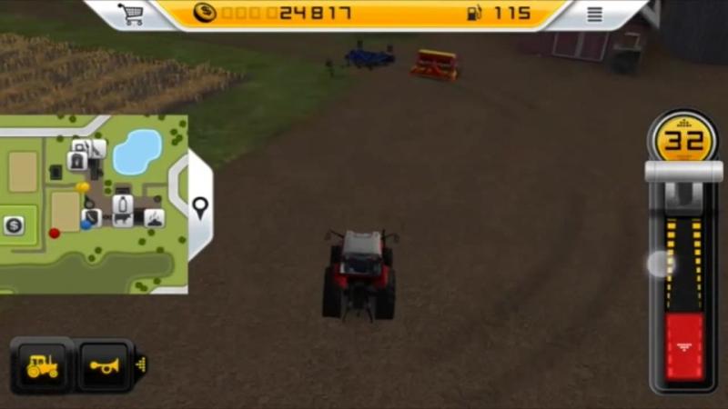 [Newbie Playing] Farming Simulator 14 ▼ Обзор игры на Android