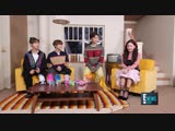 190208 Renjun, Jeno, Jaemin (NCT) &amp Yeri (Red Velvet) Interview @ Enews Asia